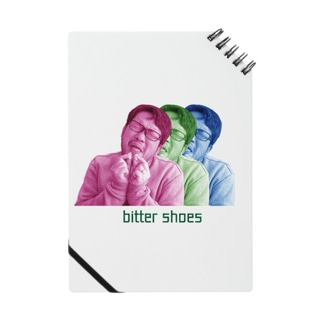 bitter shoes ノート
