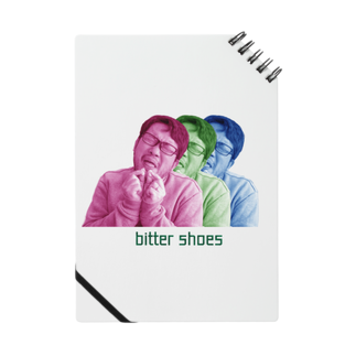 nuwtonのbitter shoes ノート