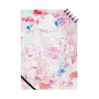 pale pink ノート