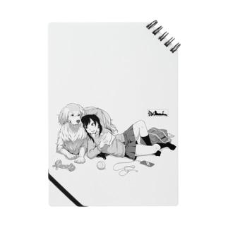 寝っころGIRL vol.5『谷宮いづ美』&愛犬『ダイス』 Notes