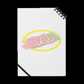 トタのQuQuフロントロゴver ノート
