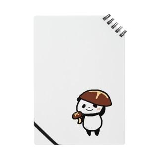 きのこなしのぱん Notes