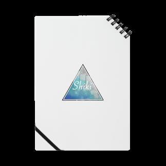 すぎもと、のShiki 電球 トライアングルロゴ Notes