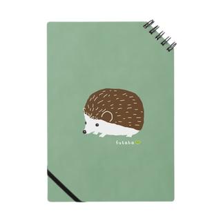ハリネズミのチョコ ノート