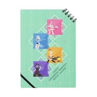 魔法少女 Notes