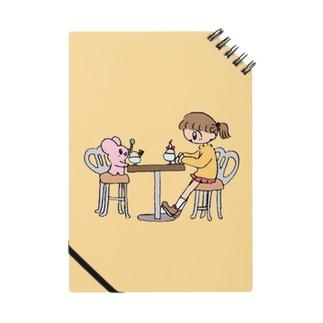 アイスたべる ノート