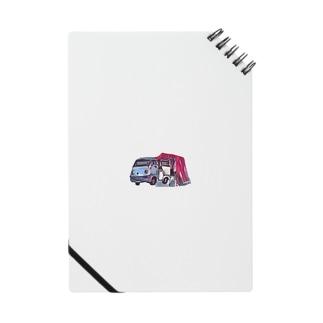 ファンタスティックキャンピングカー Notes