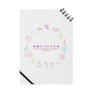 京都カラスマ大学の京都カラスマ大学ロゴ Notes