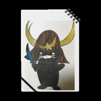 miwakumaの武士クロちゃん Notes