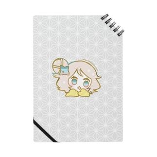 7_nanaのちどりA(白) Notes