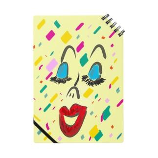 confetti ノート