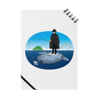 マンボウに乗った旅人 ノート