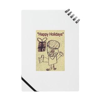 おばけ君のプレゼント Notes