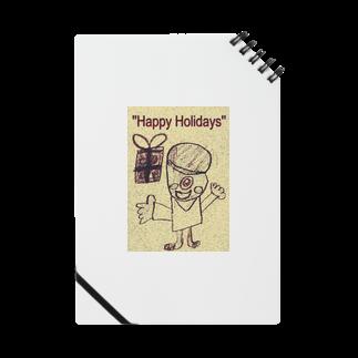 kityiのおばけ君のプレゼント Notes