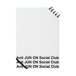 Anti JUN ON Social Club Notes