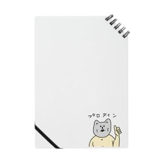 むきむきネコ Notes