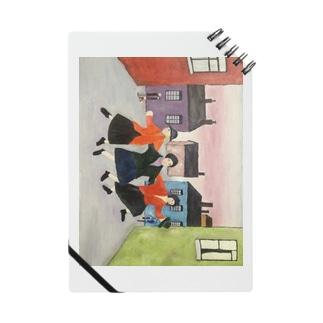 日本での色合い、空間そして時の中のラウリー:Lowry in Japanese color, space, and time Notes