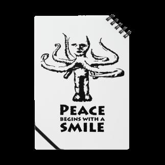 CHARLII_k's Designの蛸男の微笑み Notes