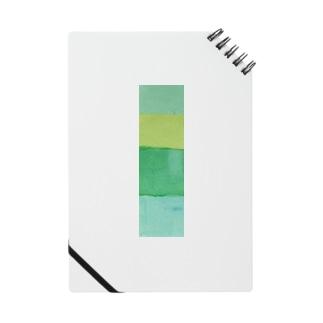 緑 Notes
