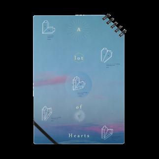 QのA lot of hearts Notes