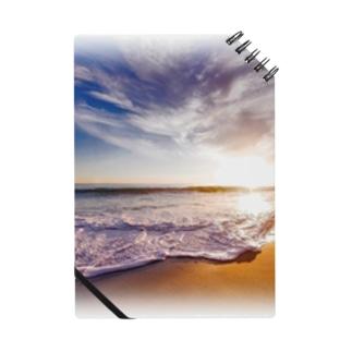 海岸の夜明け Notes