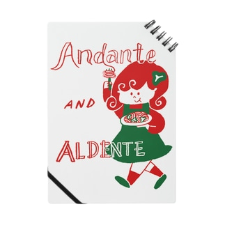 Andante AND ALDENTE Notes