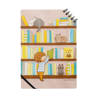 marmelo*のぼくんちの本棚ノート