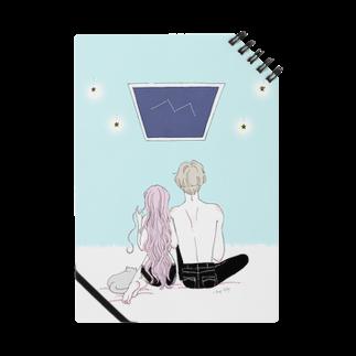 sherry_liliyの星降る夜の戯れ ノート