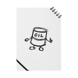 ムハンマド@石油王同好会のオイルくん Notebook