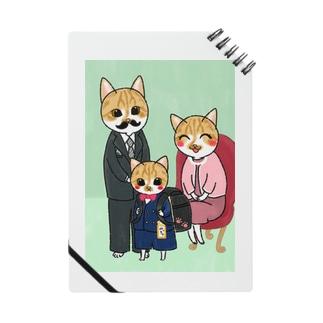 みっちゃの入学祝い Notes