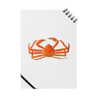 ズワイ蟹 Notes
