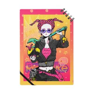 BOMB Girl ノート