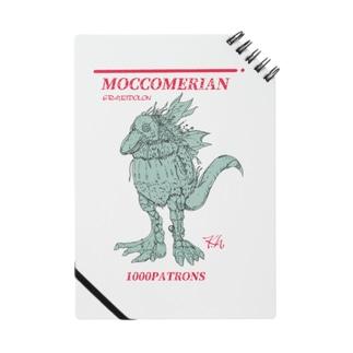モッコメリアン1000パトロンズ(春野カズユキversion) Notes