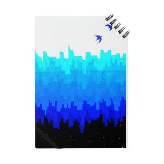 さかさまの町 ノート