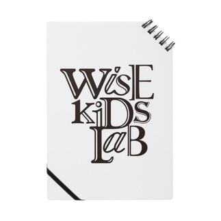 WiSE KiDS LaBオリジナルグッズ Notes