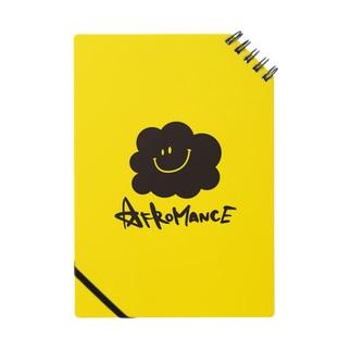 アフロマンス・ロゴ(Y) Notes