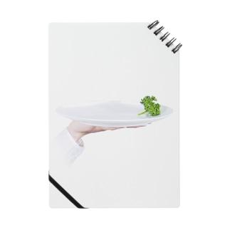 皿に残ったパセリ Notes
