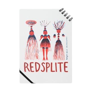 レッドスプライト(超高層紅色型雷放電)をメルヘンにしてみたよ Notes