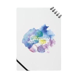〔cucumis〕ノートブック#水彩 Notes