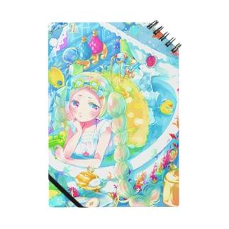 カナヅチ人魚 ノート