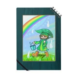 RI-YAの雨が好きだと言ったあの子グッズ Notes