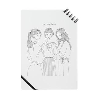 girls Notes