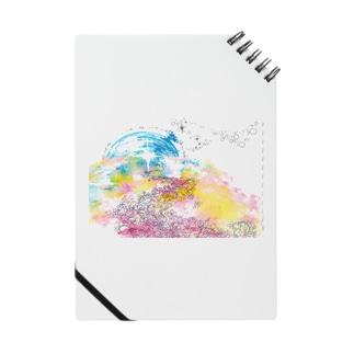 宇宙の波 Notes