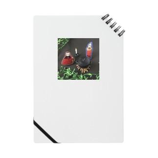 ハロウィンマスターとカカシのノート Notes