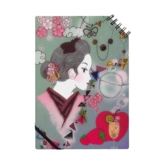 桜と女の子 Notes