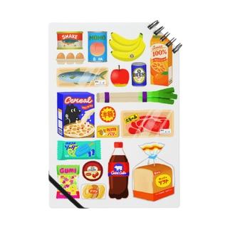 スーパーマーケット(ちらし) Notes