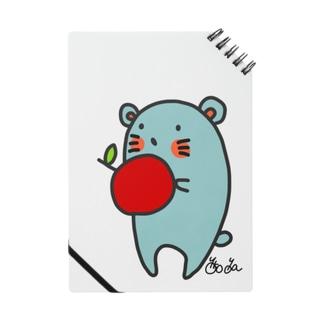 りんごを食べるねずねず Notes