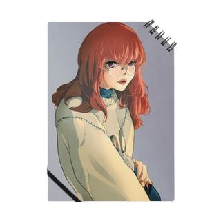 赤毛ゆるっと女子 Notes