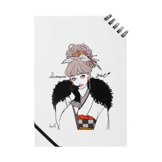 着物girl Notes