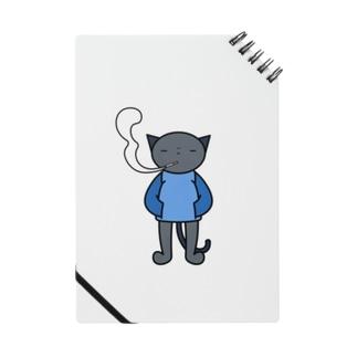 喫煙ねこ Notes